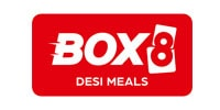 BOX8 Desi Meals Coupon